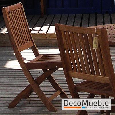 Silla plegable f brica de sillas plegables de madera for Fabrica sillas madera