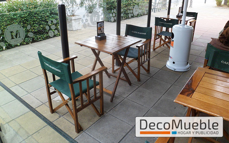 Muebles para bar sillas sillones director mesas plegables for Muebles para resto bar